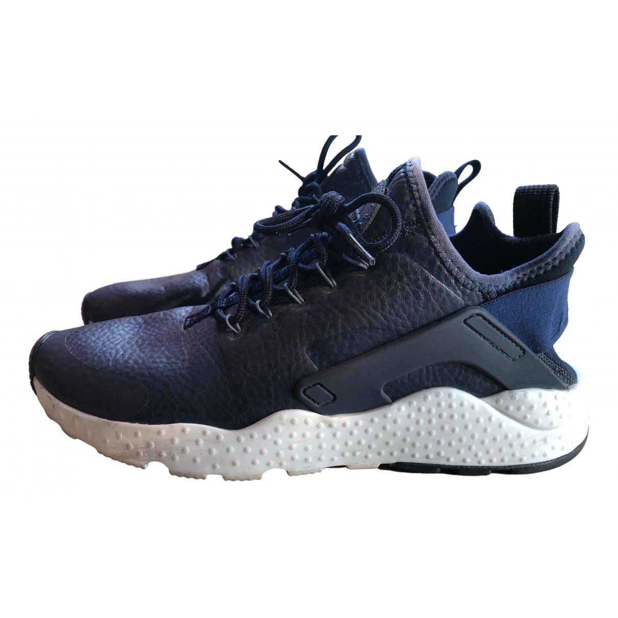 Nike - Baskets Huarache pour femme - bleu