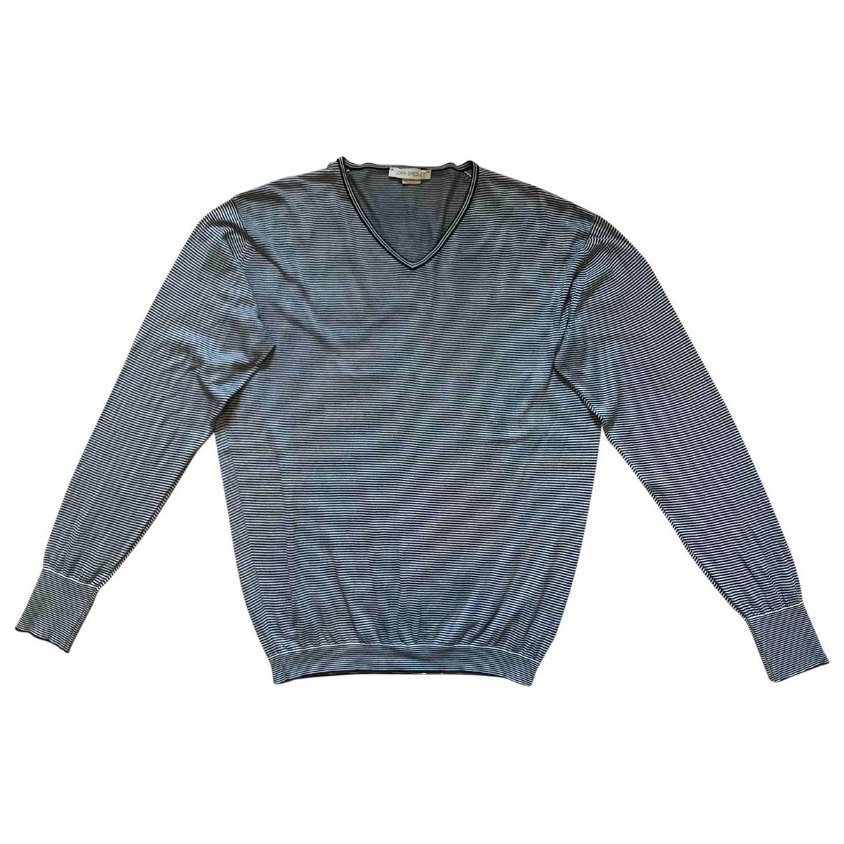 John Smedley \N Pullover.Westen.Sweatshirts  in  Bunt Baumwolle