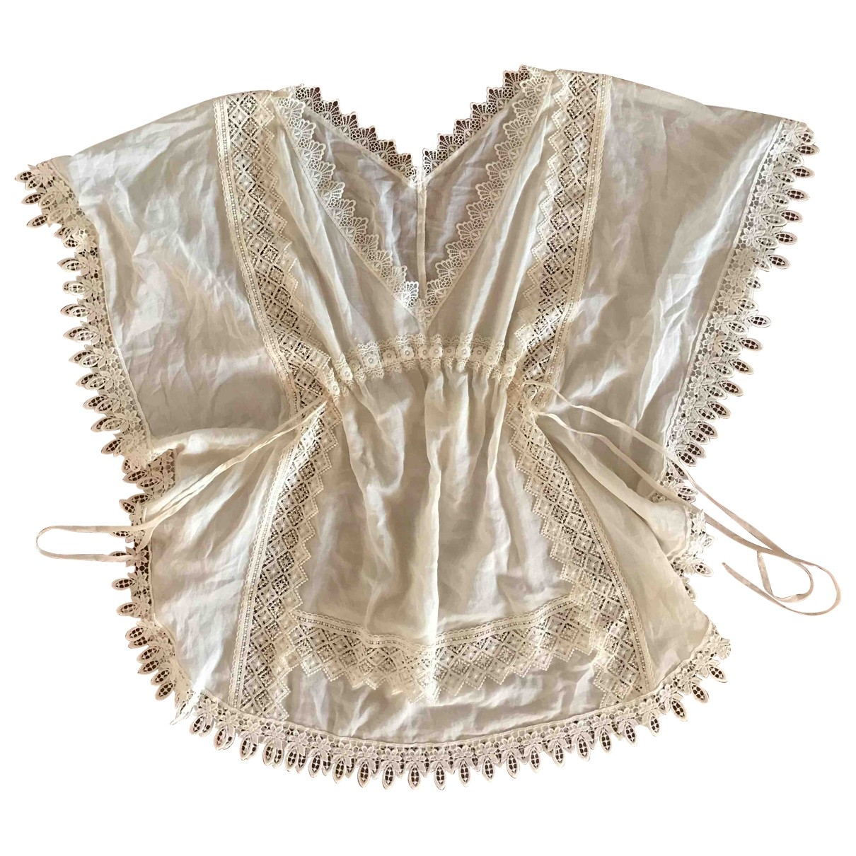 Charo Ruiz \N Kleid in Baumwolle