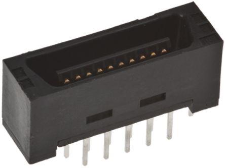 Hirose , FX2, 52 Way, 2 Row, Straight PCB Header