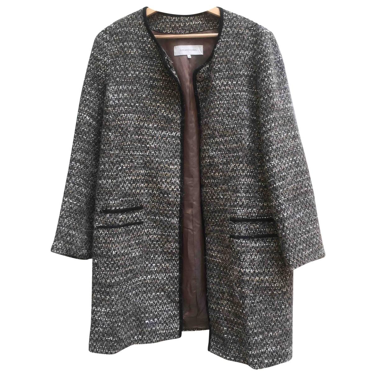 Gerard Darel \N Black coat for Women 44 FR