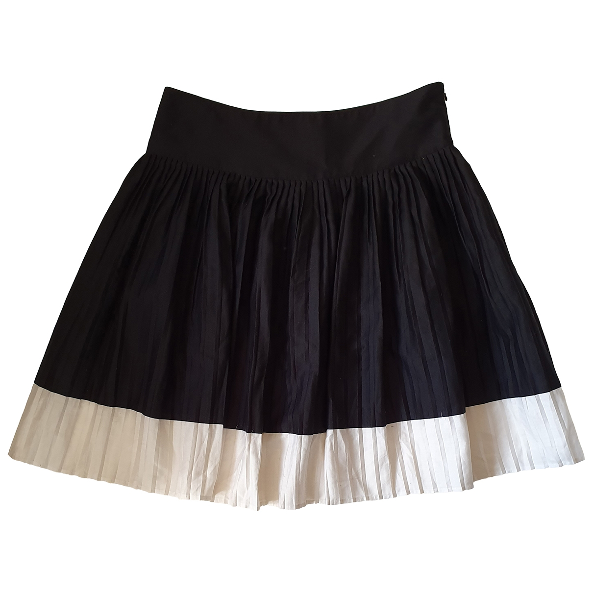 Lauren Ralph Lauren \N Black Cotton skirt for Women L International
