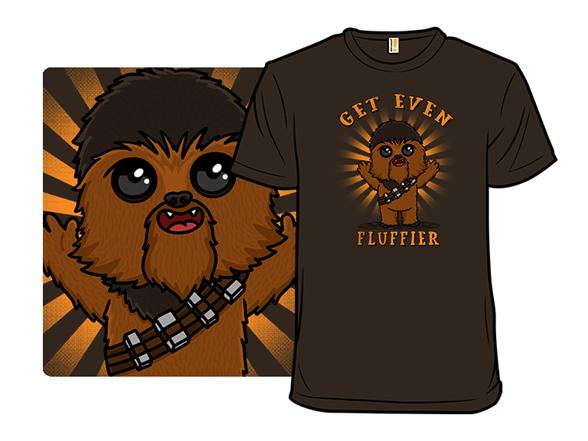 Even Fluffier T Shirt