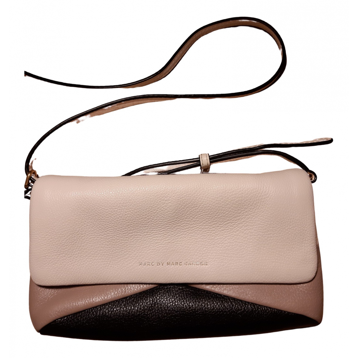 Marc By Marc Jacobs \N White Leather handbag for Women \N