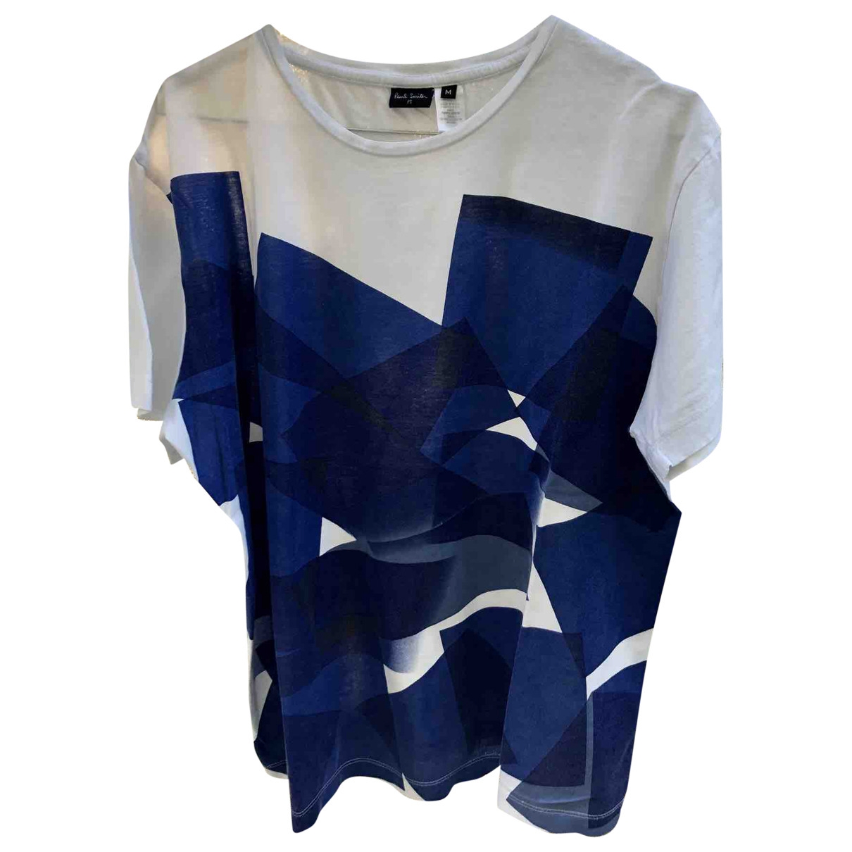 Paul Smith \N Blue Cotton T-shirts for Men M International