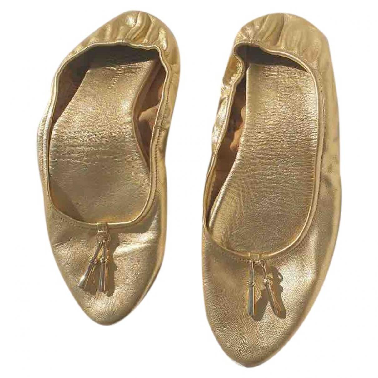 Bailarinas de Cuero Anna Dello Russo Pour H&m