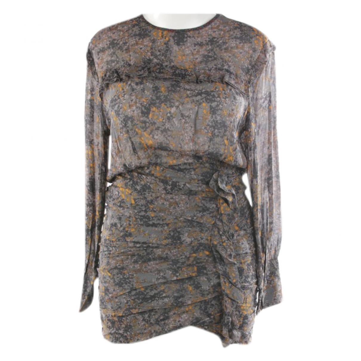Isabel Marant Etoile \N Multicolour dress for Women 42 FR