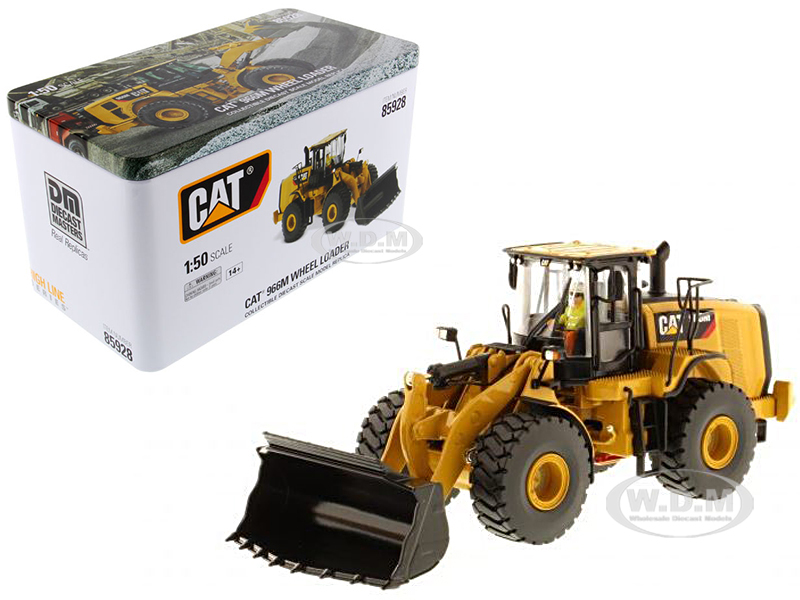 CAT Caterpillar 966M Wheel Loader with Operator