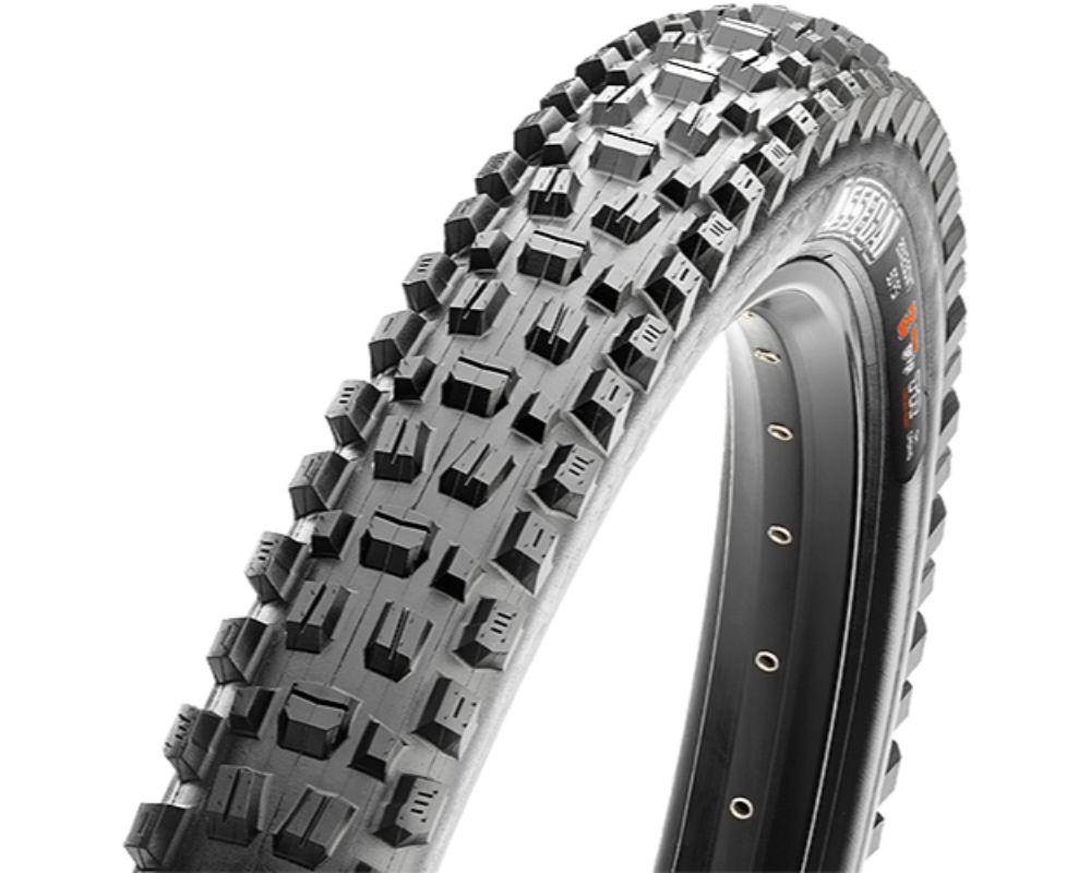 Maxxis Tire ETB00064500 Assegai Tire 29 X2.50 3C TT Folding
