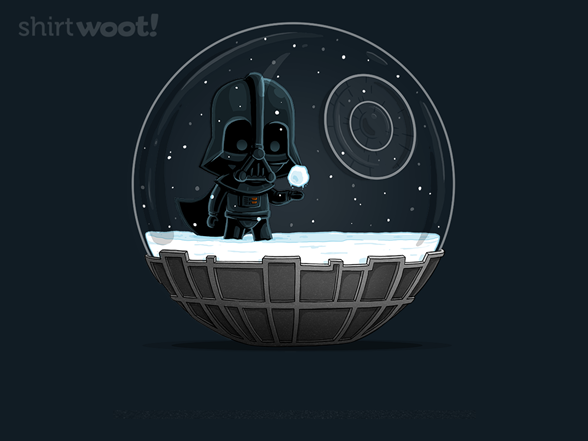 Dark Side Of The Snow T Shirt