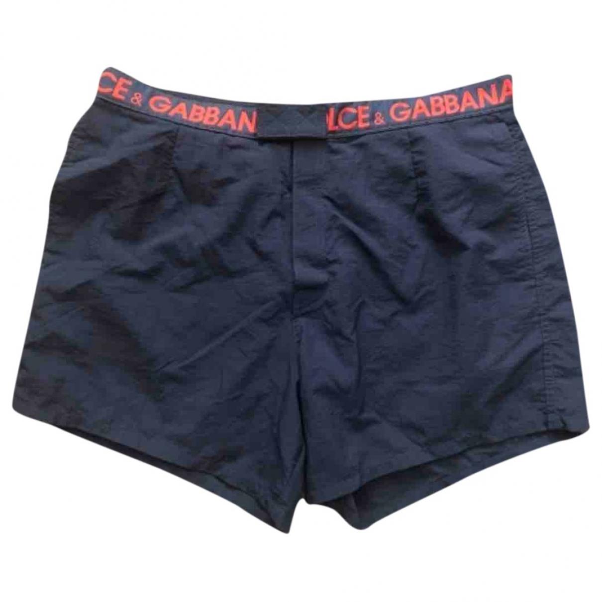 Dolce & Gabbana \N Navy Swimwear for Men L International