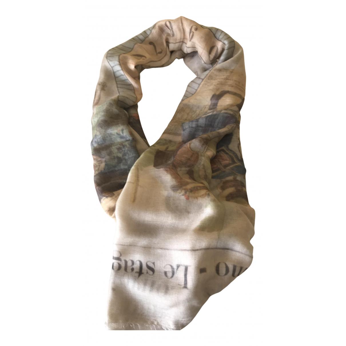 Faliero Sarti N Ecru scarf for Women N