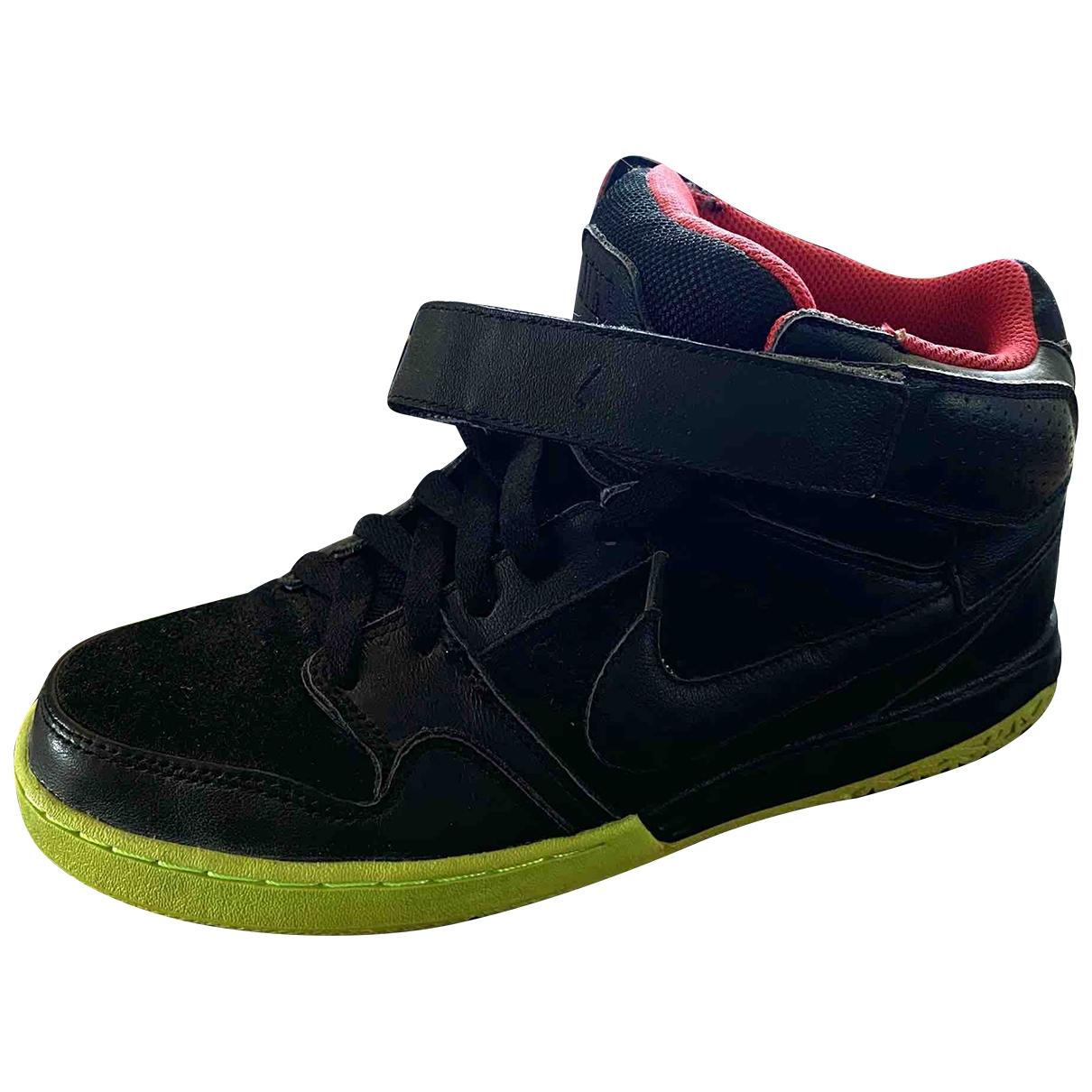 Nike - Baskets SB Dunk  pour homme - noir