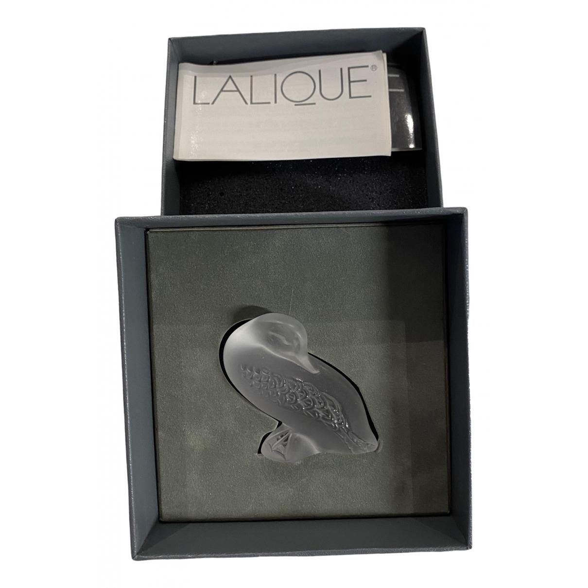 Lalique - Art   pour lifestyle en verre