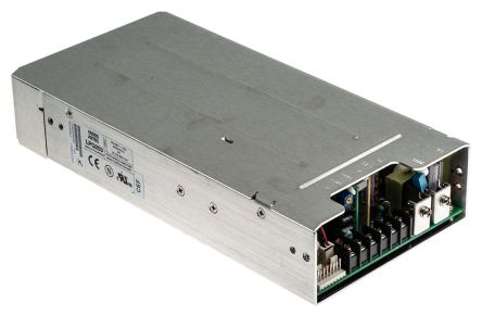 Artesyn Embedded Technologies , 250W Embedded Switch Mode Power Supply SMPS, 5 V dc, ±15 V dc, Enclosed