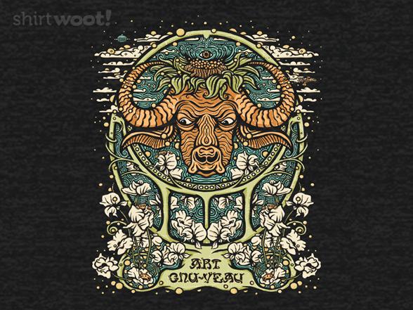 Art Gnu-veau T Shirt