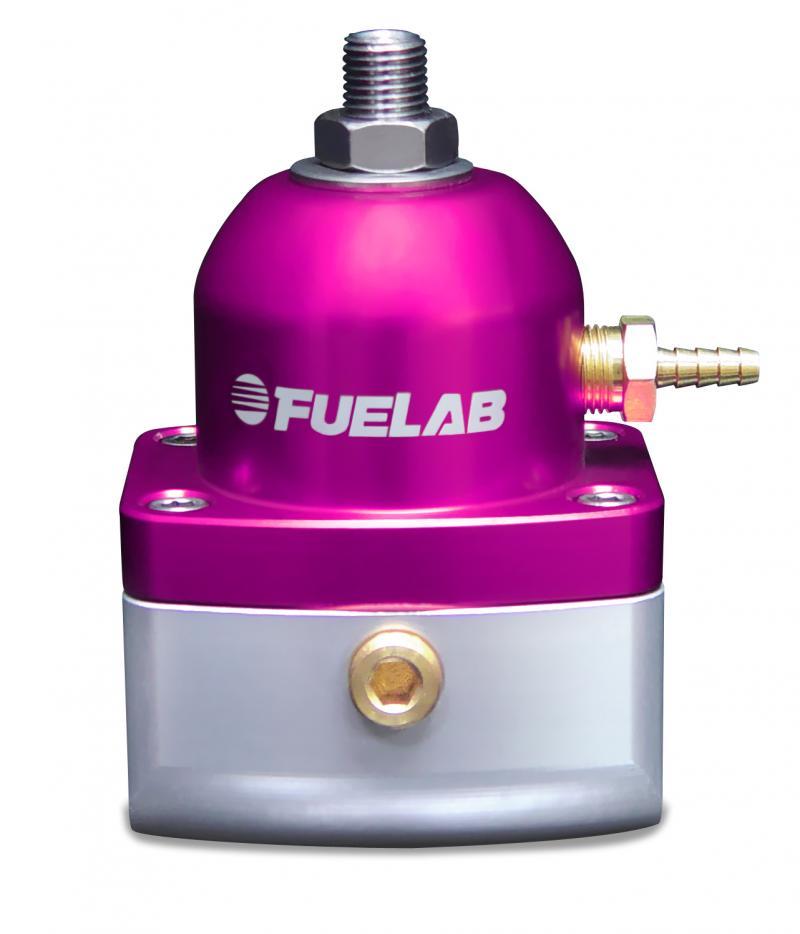 Fuelab 51505-4-L-E Fuel Pressure Regulator