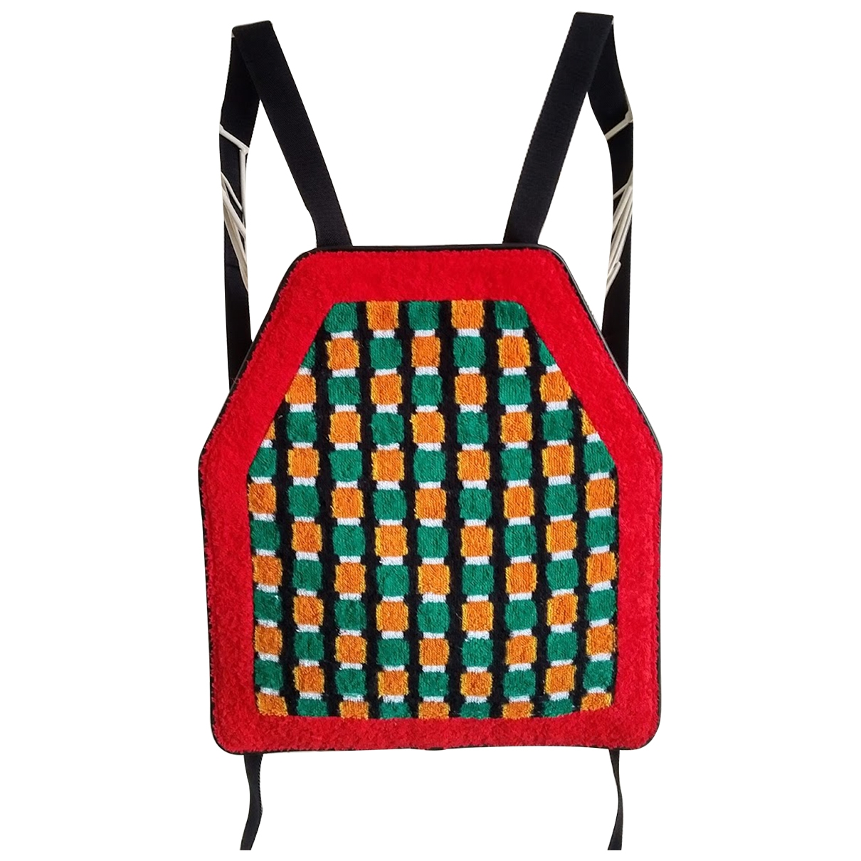 Marni \N Multicolour Leather backpack for Women \N