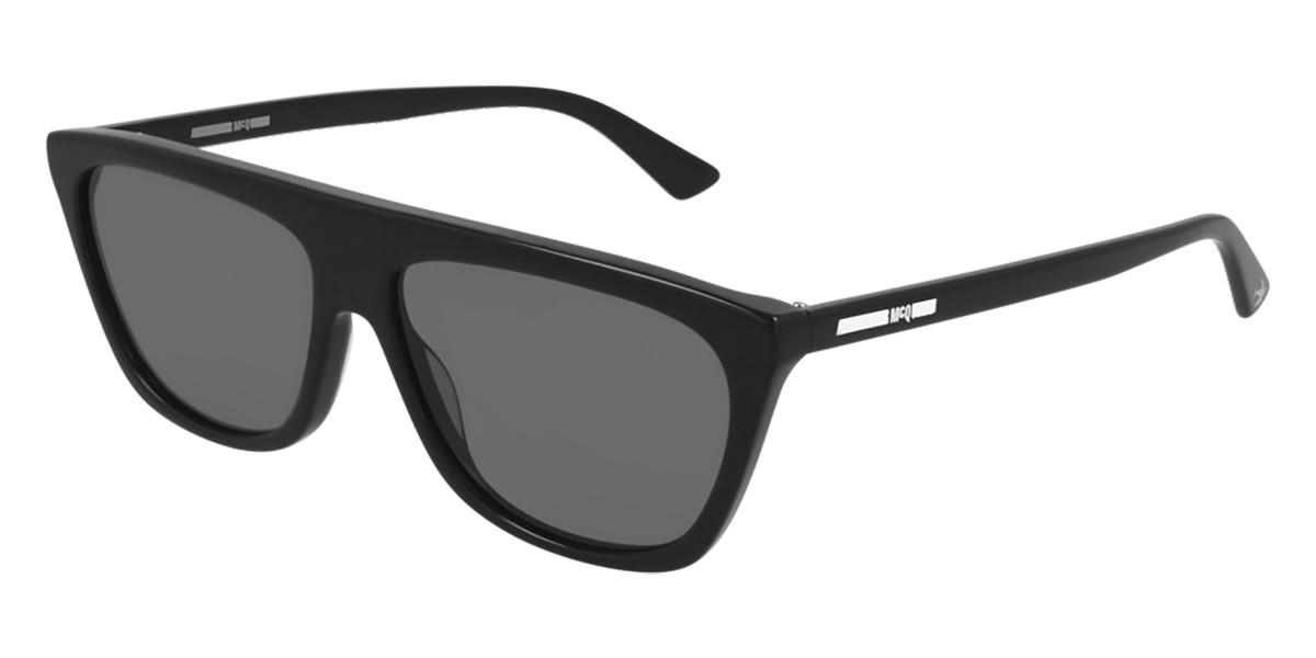 McQ MQ0273S 001 Mens Sunglasses Black Size 59 - Free RX Lenses