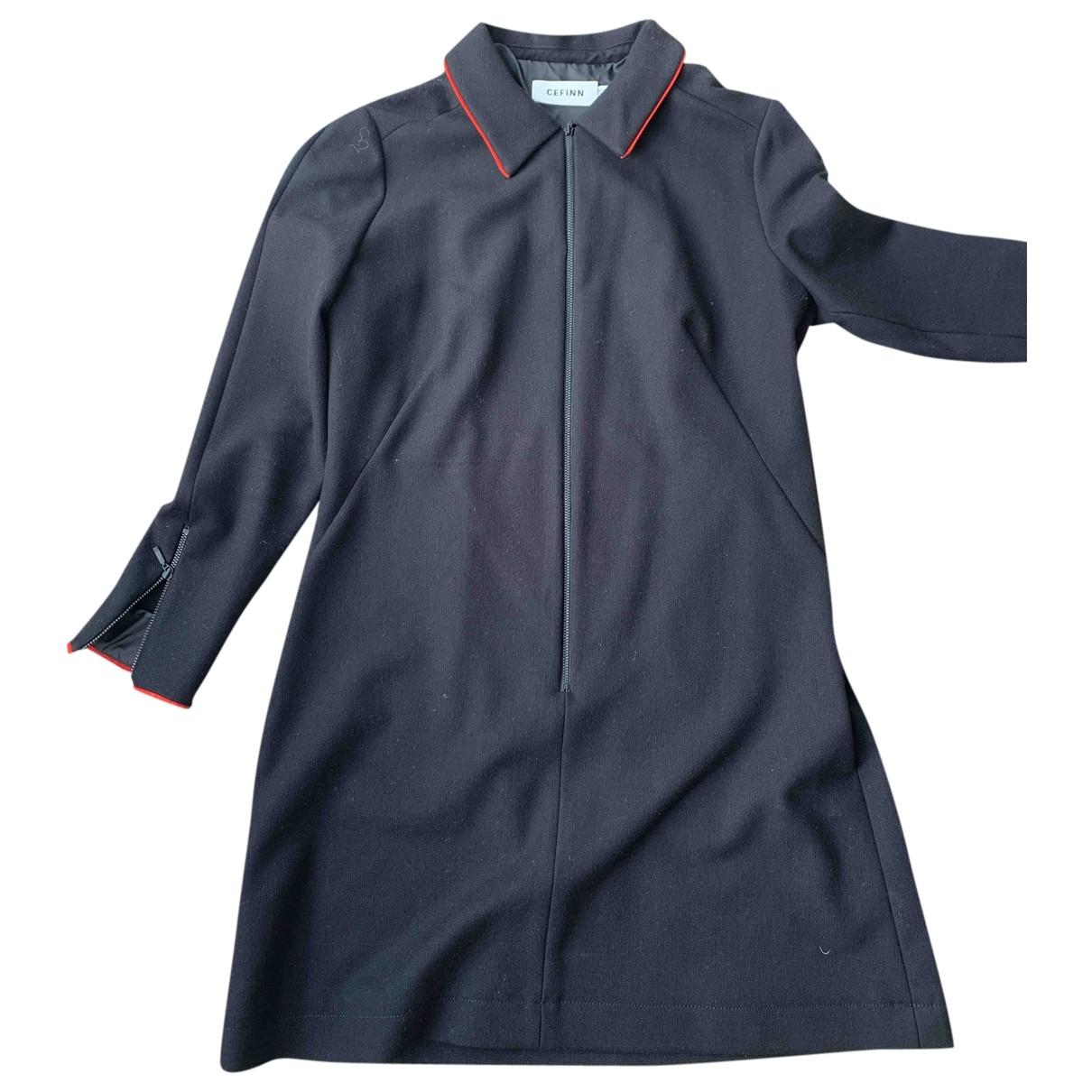 Cefinn \N Black dress for Women 14 UK