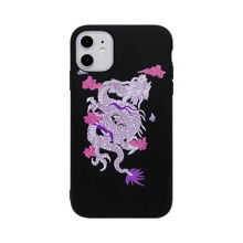 Chinese Dragon Graphic iPhone Case