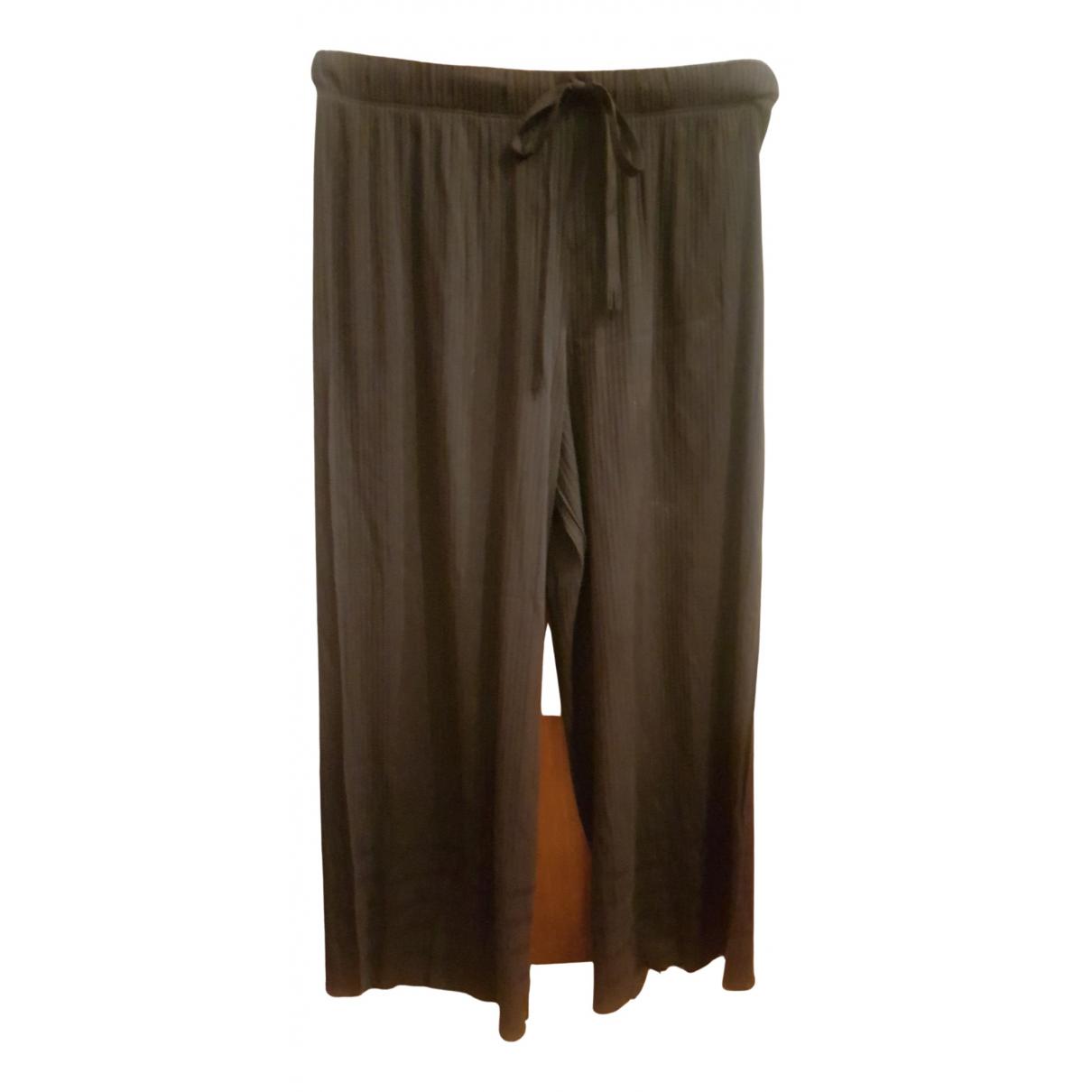 Pantalon largo Pleats Please