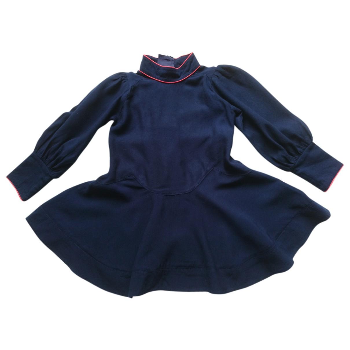 Marc Jacobs - Robe    pour enfant - marine