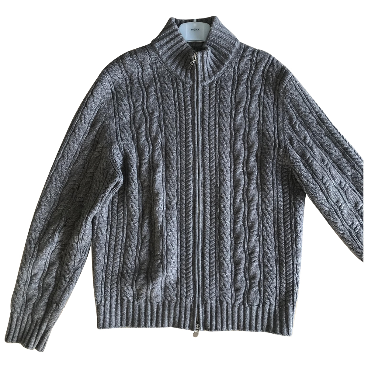 Non Signé / Unsigned \N Brown Cashmere Knitwear & Sweatshirts for Men M International