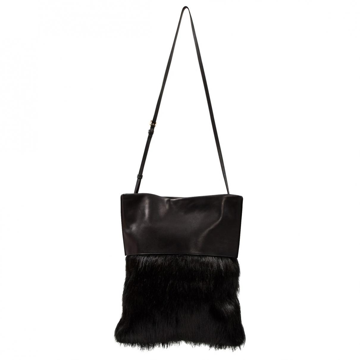 Marni \N Black Beaver handbag for Women \N