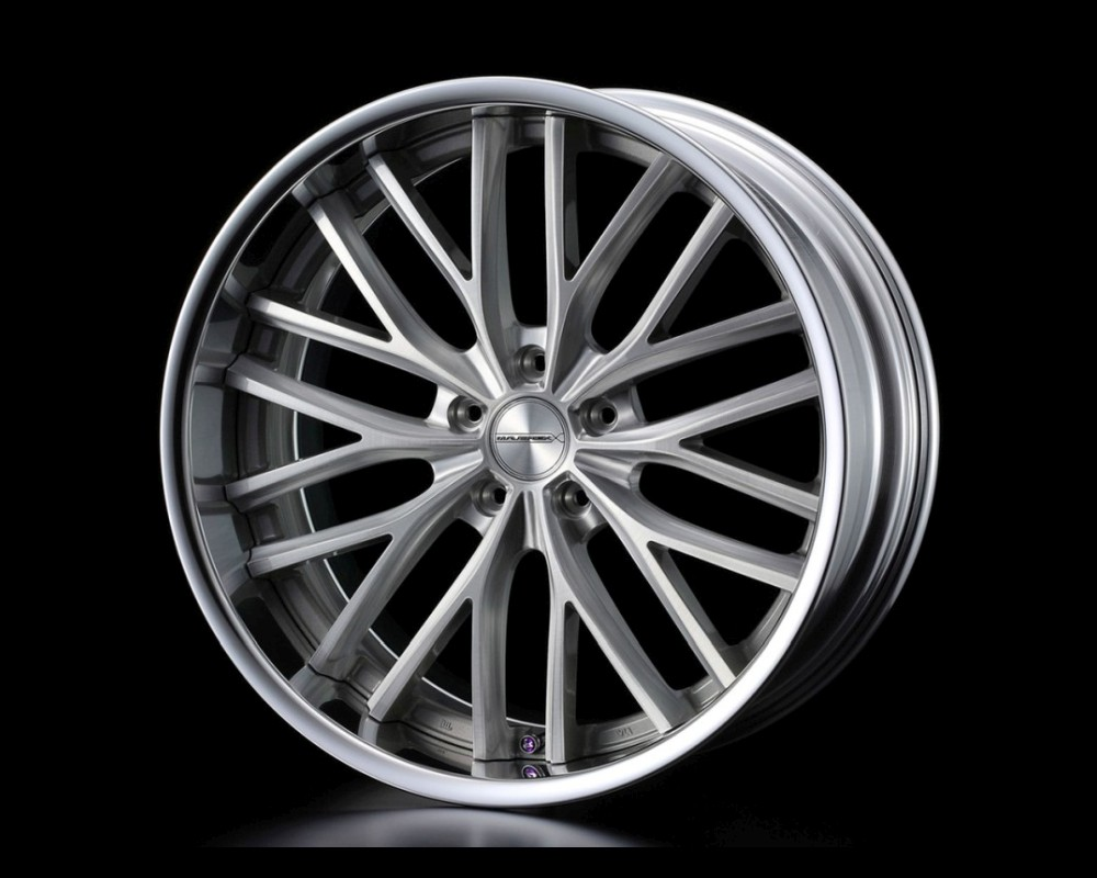 Weds 910M L-Disk Wheel Maverick 20x10.5 5x112 12-54mm Reverse Rim