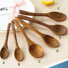1pc Wooden Spoon