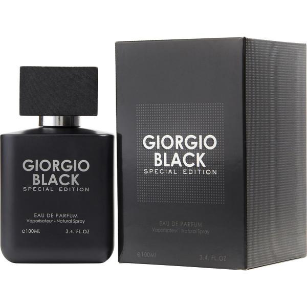 Giorgio Black - Giorgio Armani Eau de Parfum Spray 100 ml