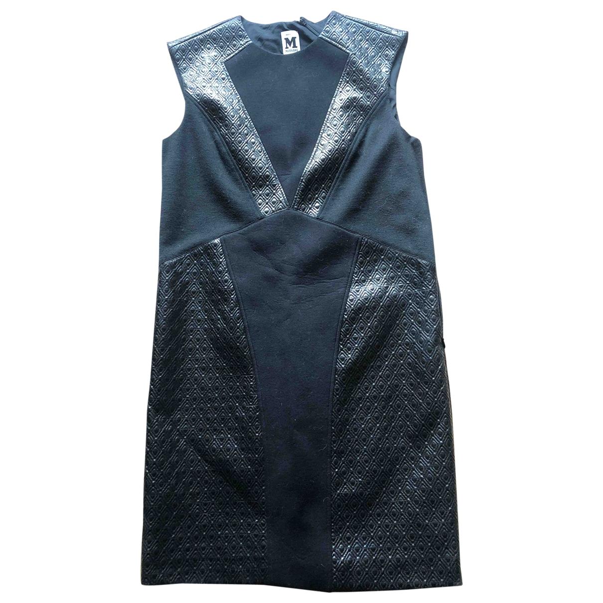 M Missoni \N Black dress for Women 40 IT