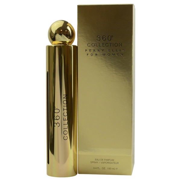 360° Collection For Women - Perry Ellis Eau de Parfum Spray 100 ML