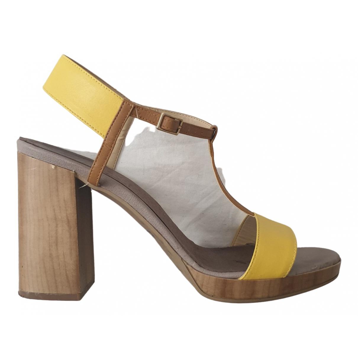 Sandalias romanas de Cuero Rizzoli