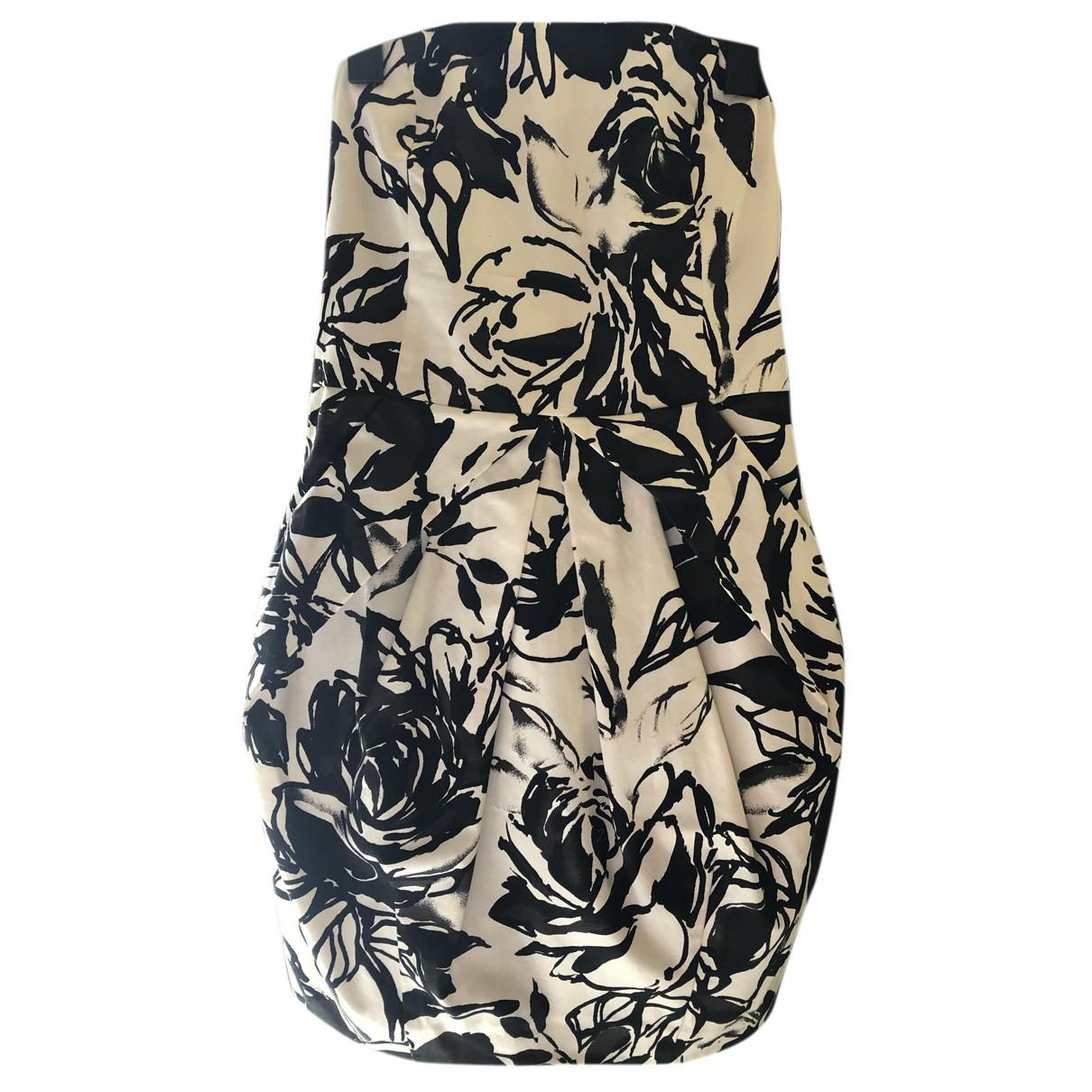 Pinko \N Kleid in Baumwolle - Elasthan