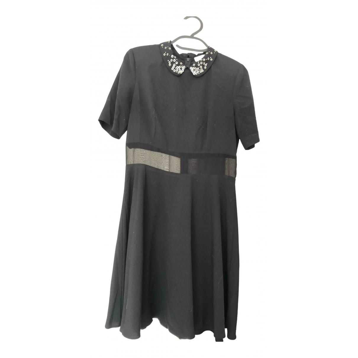Claudie Pierlot N Black dress for Women 38 FR