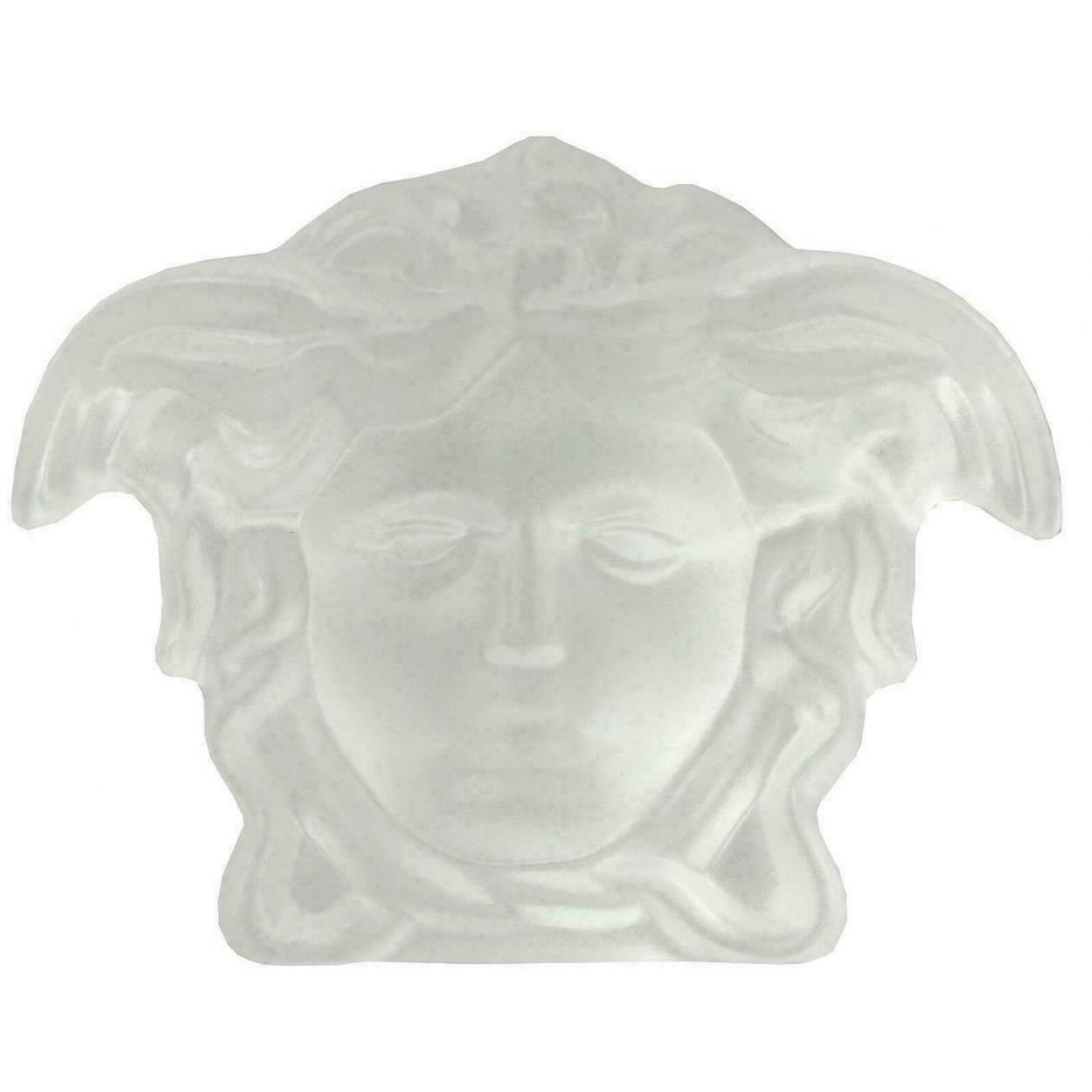 Versace \N Tischkultur in  Weiss Kristall