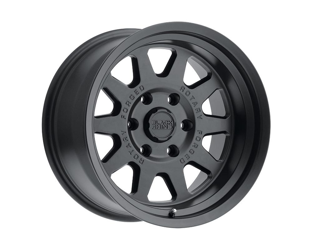 Black Rhino Stadium Wheel 20x9  6x135 12mm Matte Black