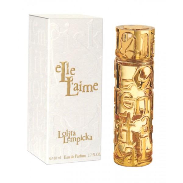Elle LAime - Lolita Lempicka Eau de parfum 80 ML