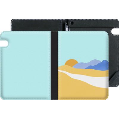 Amazon Kindle Voyage eBook Reader Huelle - Sunset Beach von Lucy Bohr