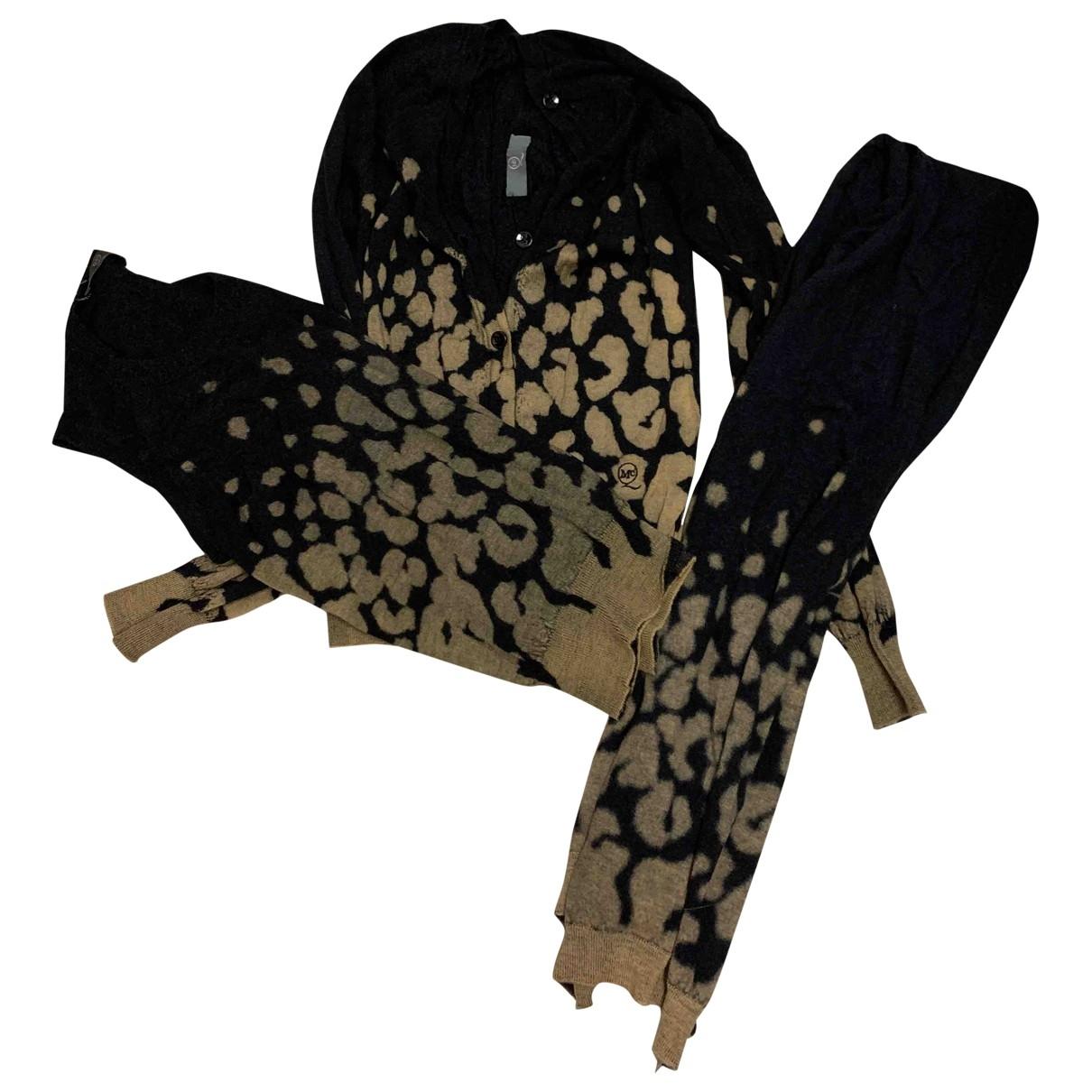 Alexander Mcqueen \N Beige Wool Knitwear for Women 38 FR