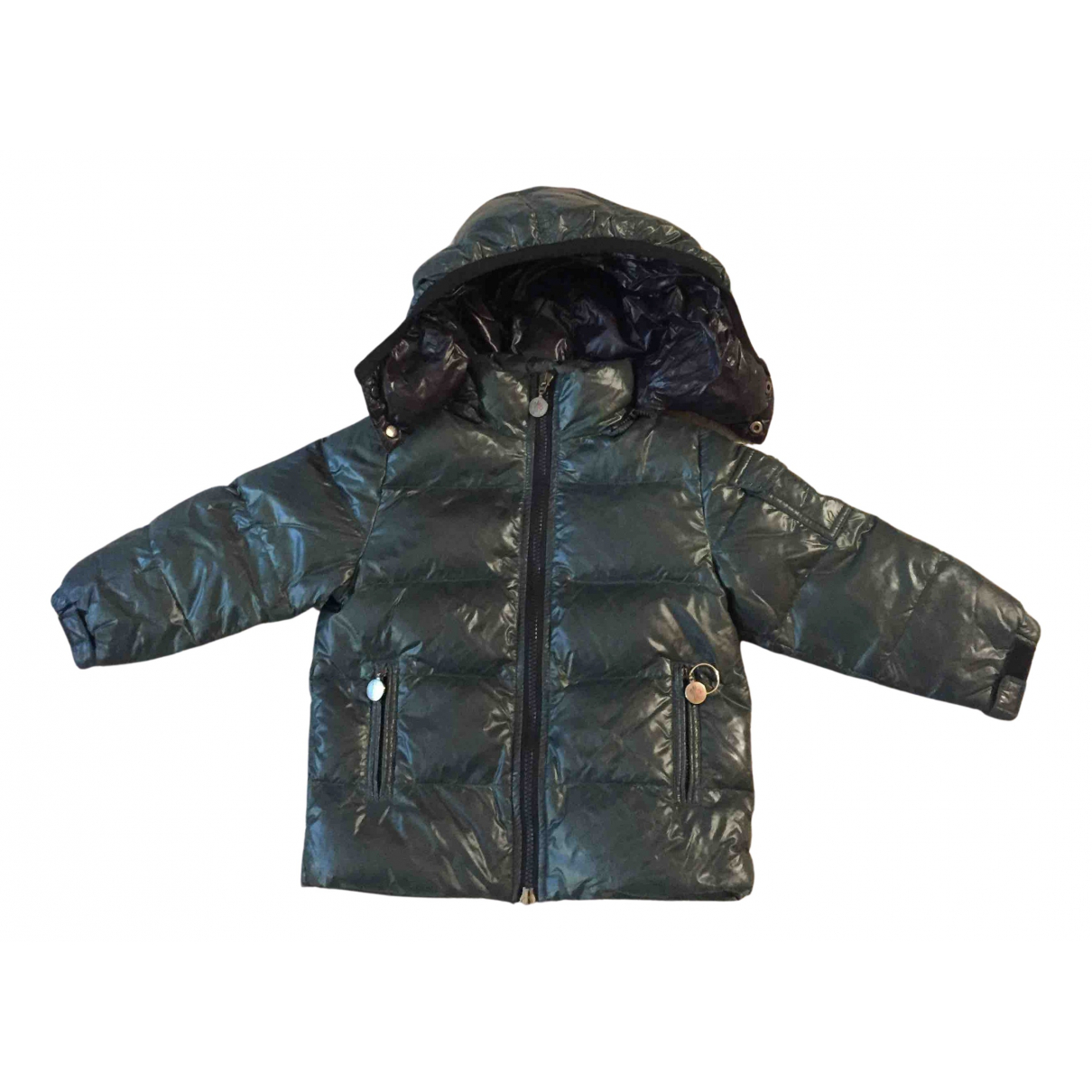 Moncler Classic Green jacket & coat for Kids 2 years - up to 86cm FR