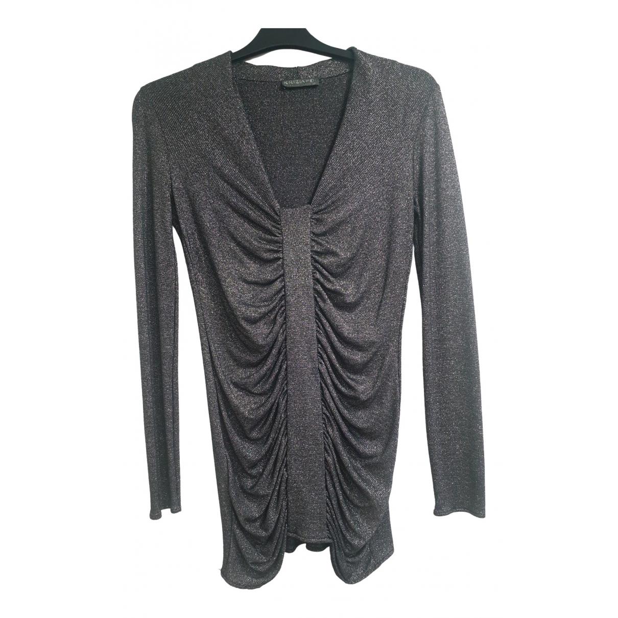 Krizia - Robe   pour femme - argente
