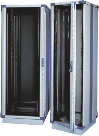 Cooper B-Line ACCESS 22U Server Cabinet 1147 x 600 x 675mm, Blue