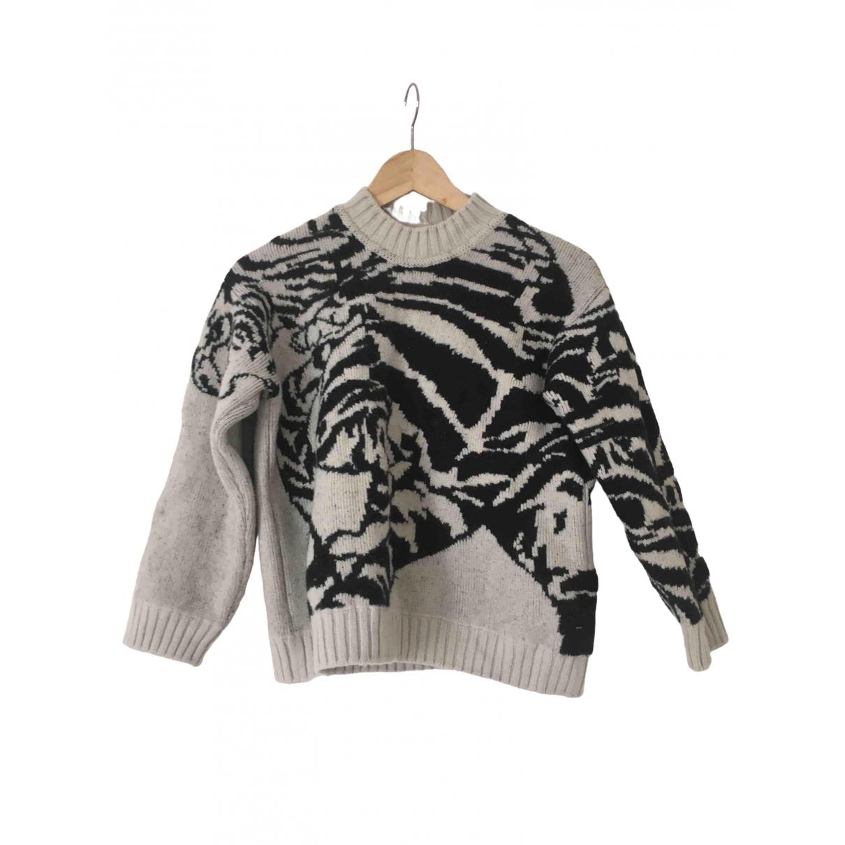 Temperley London \N Grey Wool Knitwear for Women M International
