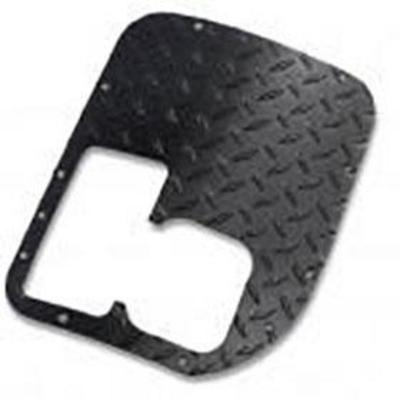 Warrior Shifter Cover (Black) - 90742PC