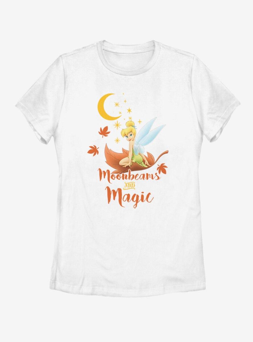 Disney Tinker Bell Moonbeams And Magic Womens T-Shirt