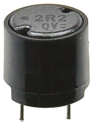 Panasonic 150 μH ±10% Ferrite Leaded Inductor, 740mA Idc, 320mΩ Rdc, ELC09D (5)