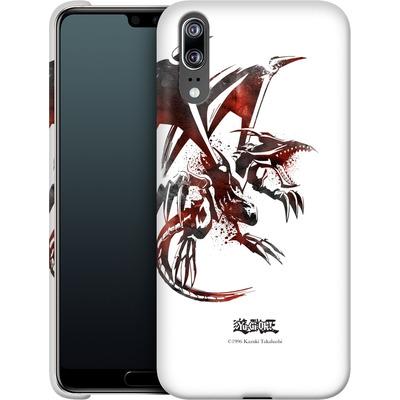 Huawei P20 Smartphone Huelle - Red-Eyes B. Dragon von Yu-Gi-Oh!